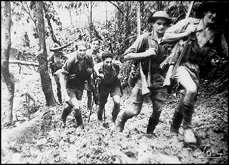 Account of the battle of kokoda track